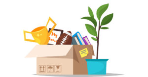 Summer Storage for Students
