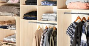 Closet Organization Tips & Ideas