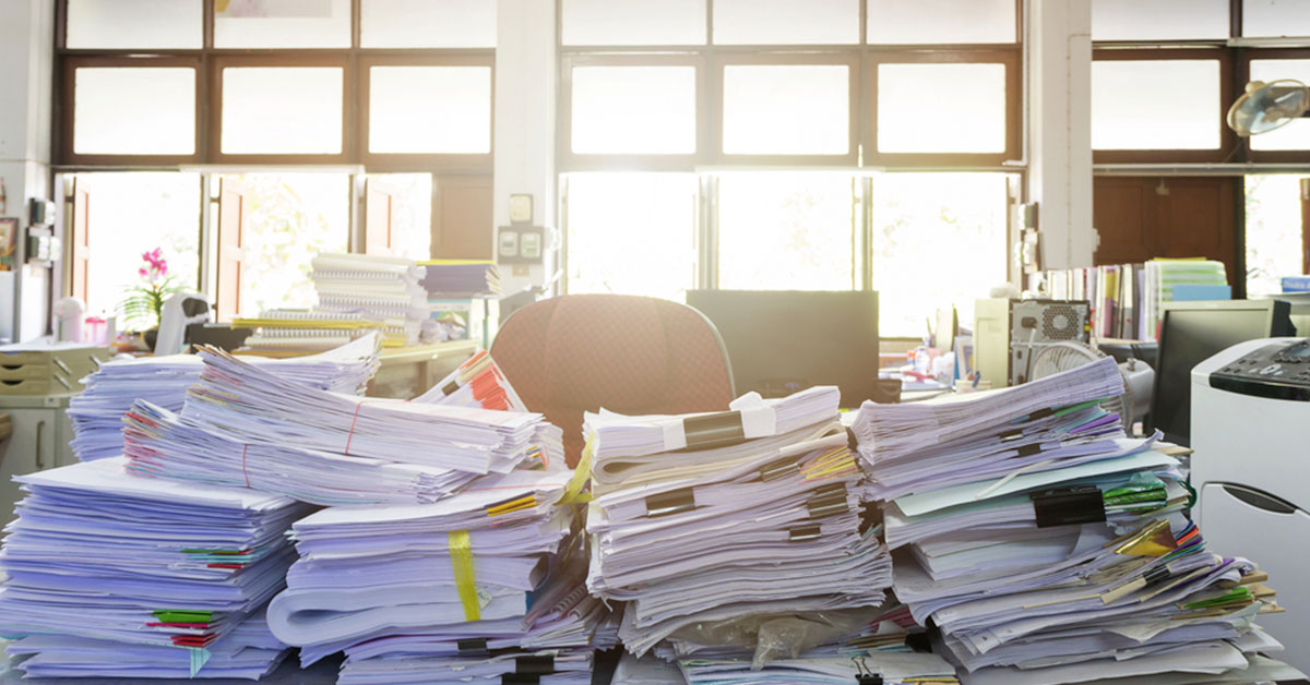 Spring Cleaning for Your Business Office